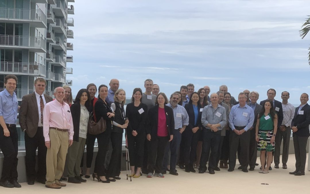 ALS Center investigators host first international Pre-Symptomatic ALS Workshop